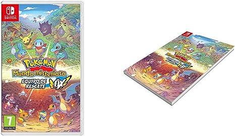 Pokémon mundo misterioso equipo de rescate DX (Nintendo Switch) + ...