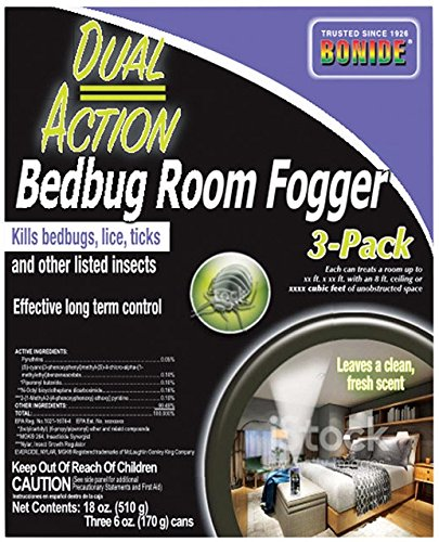 Review Dual Action Bed Bug