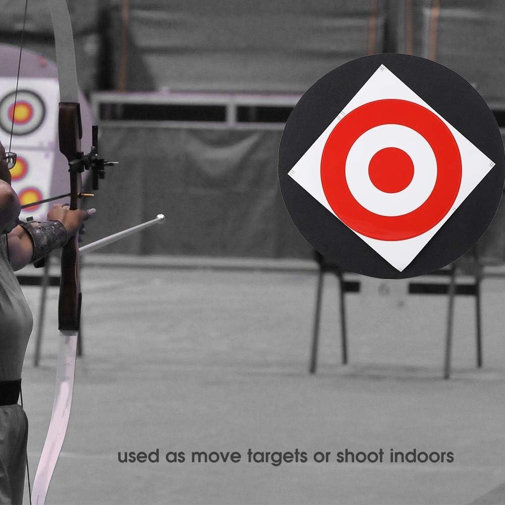 1 X EVA Arrow Target Sport Mobile Target Foam Board Bow Moving Shooting Kit