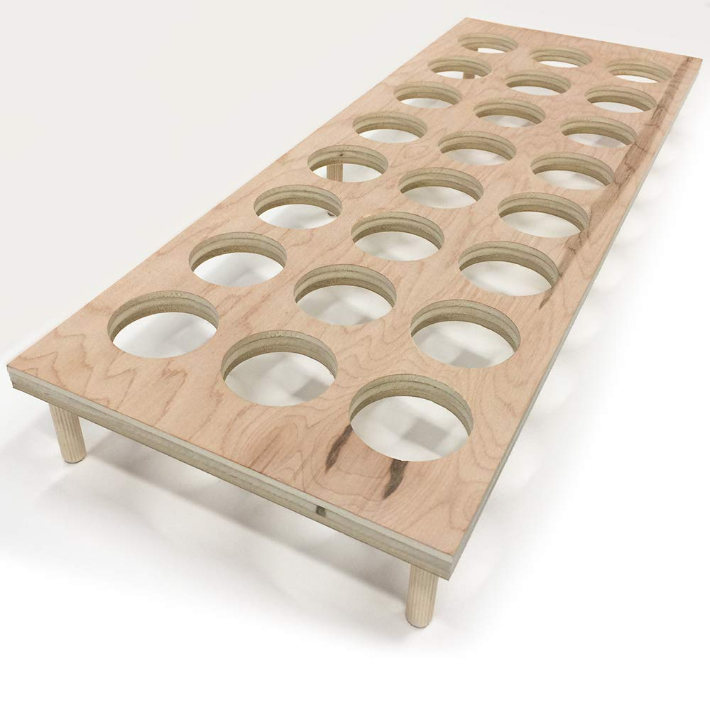 Coffee Pod Holder Rack Capsule Storage Stand - Choose Your Size/Material