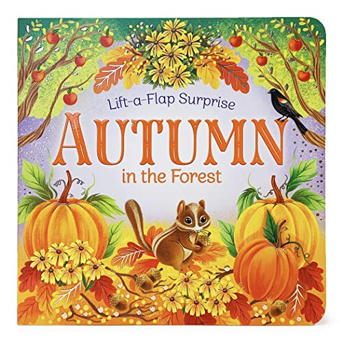 Autumn in the Forest (Lift-a-Flap Surprise) Board book – Lift the flap, July 2, 2019