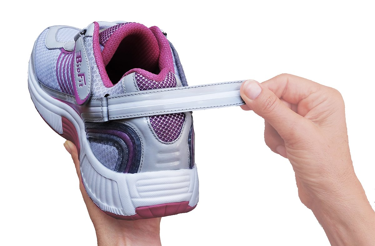 Orthofeet Verve Comfort Wide Orthopedic Diabetic Athletic Shoes for Women Fuchsia Synthetic 7.5 W US by Orthofeet (Image #2)
