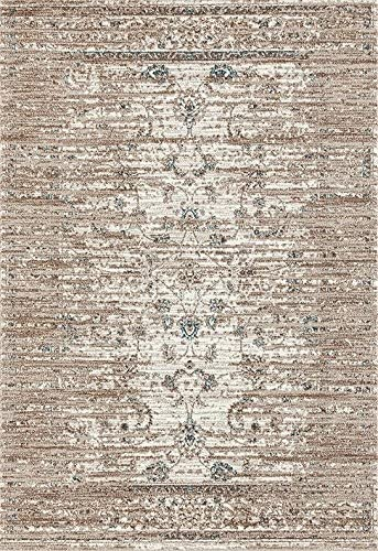 Safavieh Soho Collection SOH835A Handmade Brown and Multi Premium Wool Area Rug 2 x 3