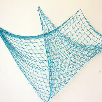 Amazon Com Bilipala Rustic Decorative Fishing Net Wall