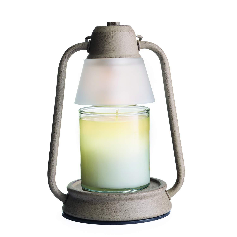 格安激安 airomeacute;ビーコンCandle Warmer 激安通販 lantern-vintageトープ B07FM7LYXD