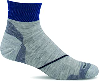 product image for Sockwell Men's Pulse Quarter Firm Compression Sock