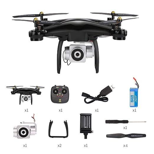 Drone con cámara HD de 1080P Cámara, Video en Vivo y GPS Regreso a ...