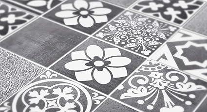 Adesivi per piastrelle confezioni con 56 piastrelle 20 x 20 cm