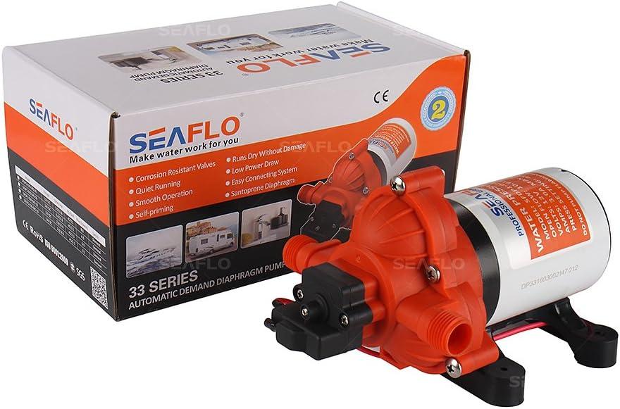 Seaflo 11,6 LPM bomba de agua