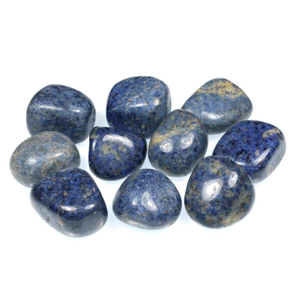 Crystalage Pietra di shungite (20–25mm), confezione da 5