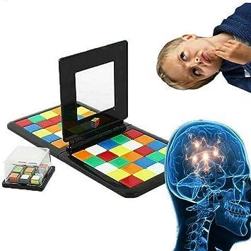 AMZYY Magic Block Game of Brains - Niños Adultos Familia Juego De Mesa Juguetes Regalos: Amazon.es: Hogar