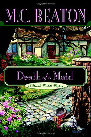 book cover of Death of a Maid