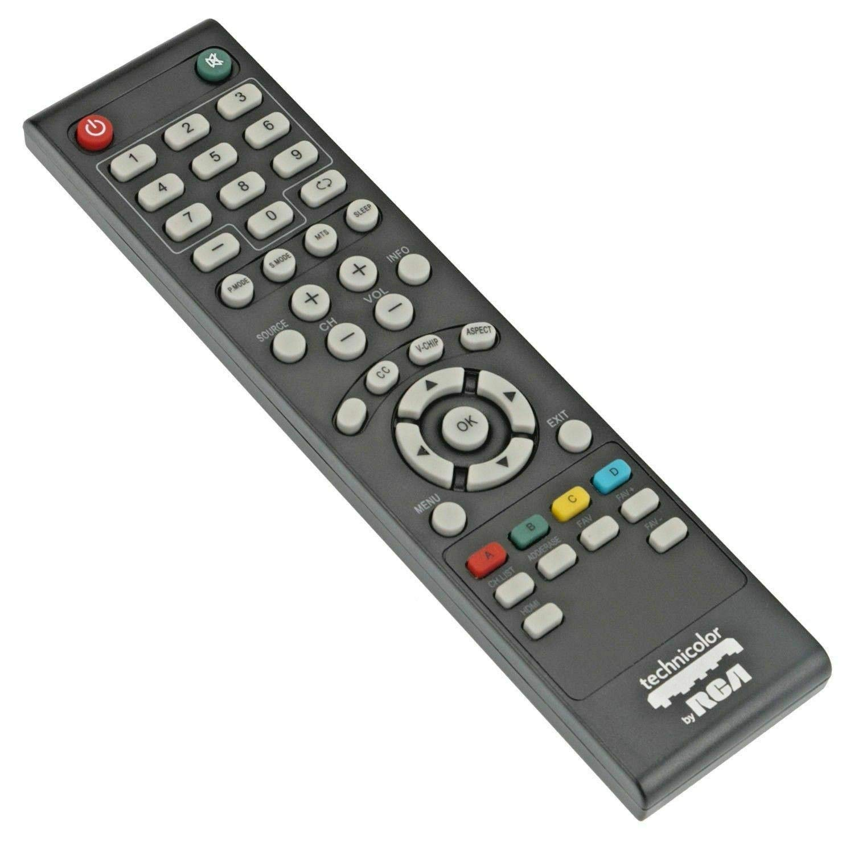 RCAe RLED1945A-F R0032 RTU6549 RTU5540-C Remote Control 20889