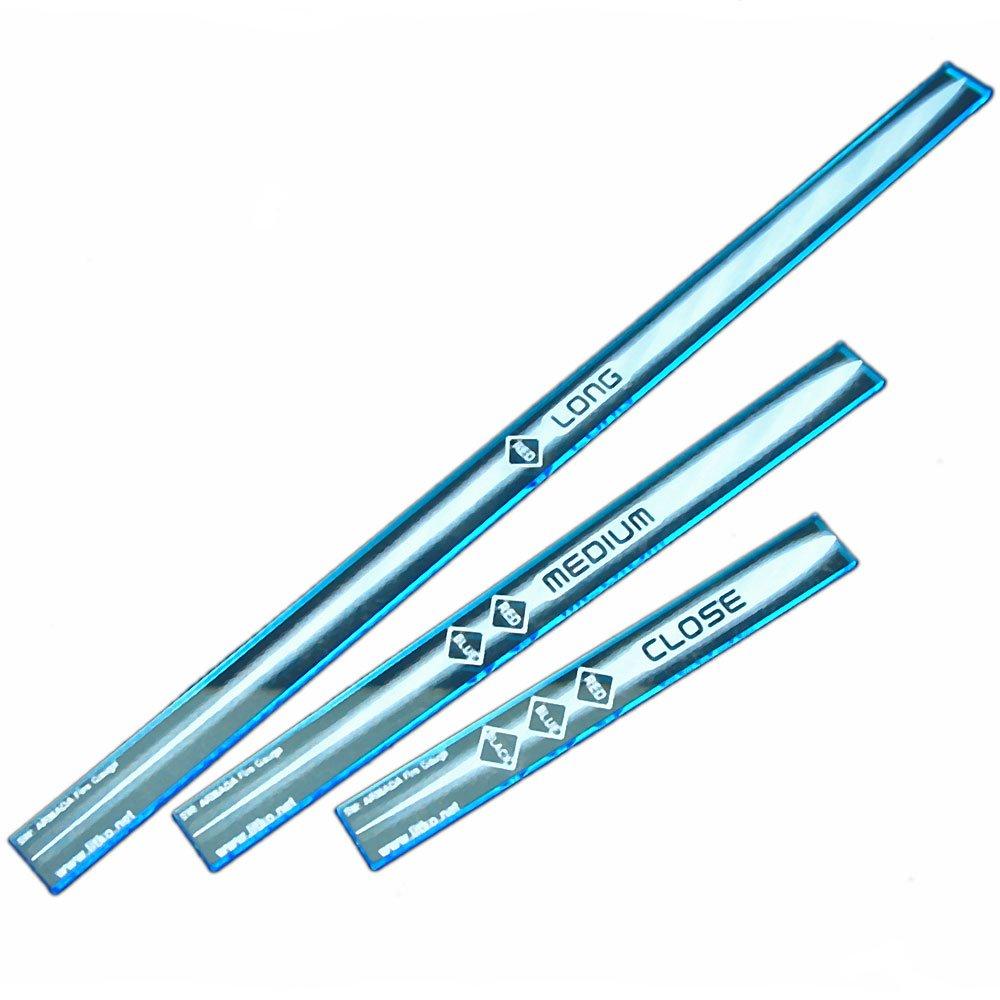 SW: Armada Multi Range Gauge Set, Fluorescent Blue (3)