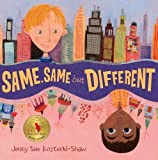 img - for Same, Same But Different by Jenny Sue Kostecki-Shaw (2011-09-13) book / textbook / text book