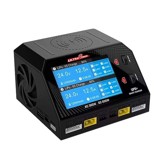 Ultrapower Ultra Power UP6 + AC 2x150W DC 2x300W 2x16A Balance de ...