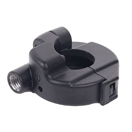 Type-1 Glixal GY6 50cc 150cc Throttle Clamp Twist Grip Housing for Chinese Scooter Moped TAOTAO,JONWAY,SUNL,PEACE,ZNEN,TANK,ROKETA,JMSTAR Handlebars & Components