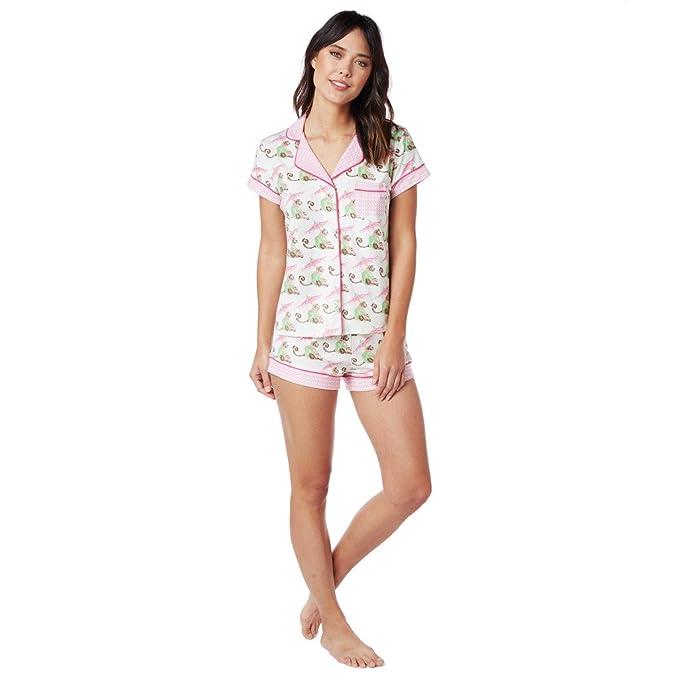 Amazon.com: El gato Juego de pijamas overol Biz Knit ...