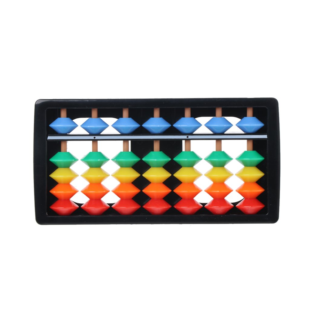 Kalttoy Colorful Abacus Arithmetic Soroban Maths Calculating Tools Educational Toy