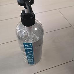 Amazon ヴィーナスジェル480ml 化粧水 超音波美容機器用ジェル クサノハ化粧品 化粧水 通販