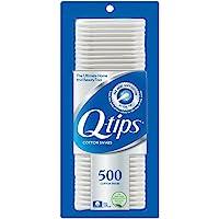 Q-tips Cotton Swabs 500 ea