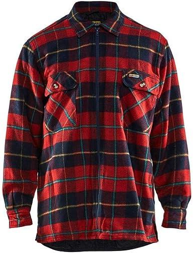BLAKLADER Camisa Bucheron Sueco Acolchada: Amazon.es: Ropa y accesorios