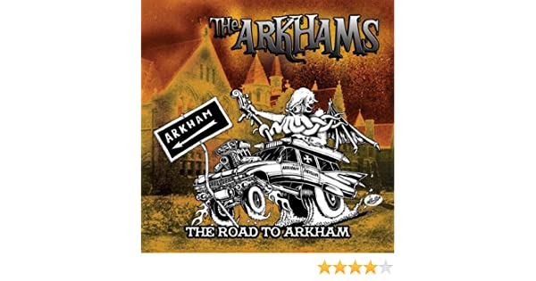 the arkhams shes lost control