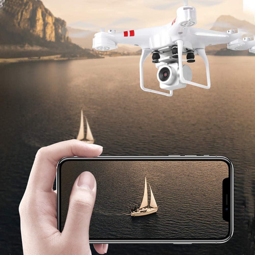 Cuadric/óptero RC para Principiantes con Gravedad Control//Trayectoria Vuelo//Altitud Bodega 1080p Negro Fayeille KY101D Wifi FPV Dron con 1080P HD C/ámara