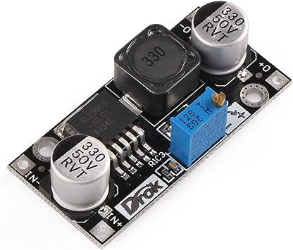 Module De Démarrage DC Transformateur Courant Continu Bricolage 12//24V à 5V