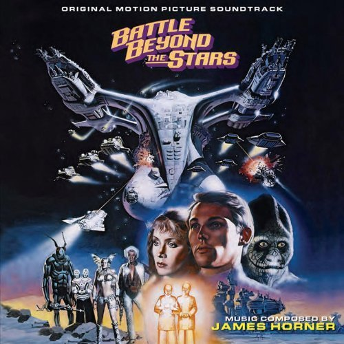 Battle Beyond The Stars by bsx records