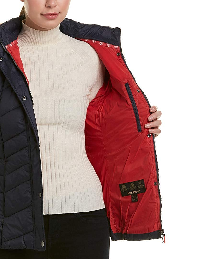 Amazon.com: Barbour Bernera - Chaqueta acolchada para mujer ...