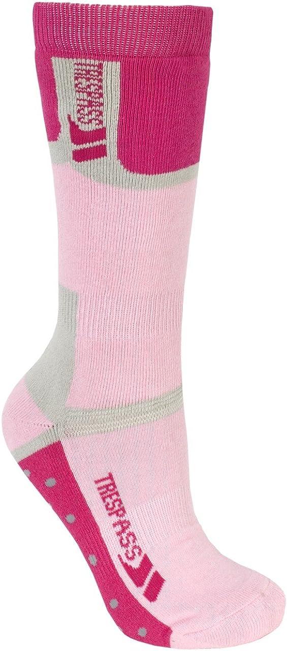 Trespass Big Kids Unisex Eton Thick Ski Socks