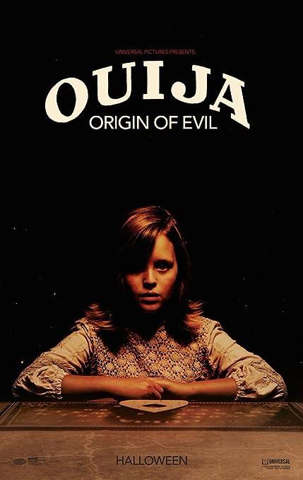 Amazon.com : OUIJA: ORIGIN OF EVIL Original Movie Poster 27x40 - Dbl-Sided - ADVANCE - HENRY THOMAS : Everything Else