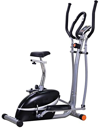 ac13c17f3 Buy 30 Magnetic Cross Trainer (GERMAN TECH) Online at Low Prices in India -  Amazon.in