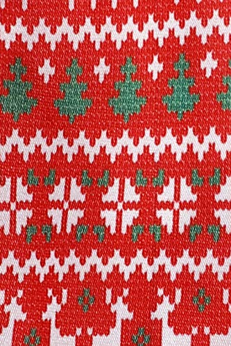 Deluxe Christmas Musical Ties (1, Ugly Sweater)