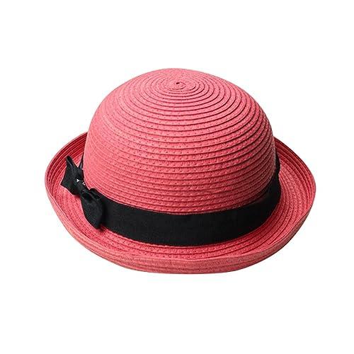 Yuncai Adorable Sombrero de Paja Sombreros de Playa