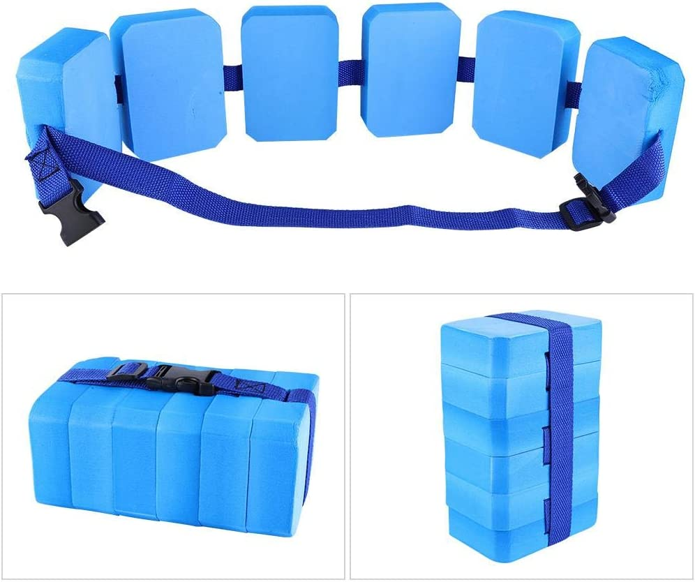 Swimming Waist Float Swim Safety Aid Adjustable Belt for Kids Learning Training Swimming VGEBY1 Child Swimming Float