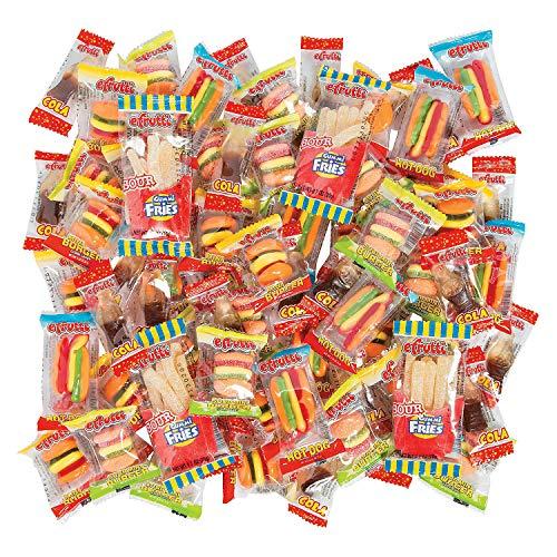 gummy hot dog candy - 8