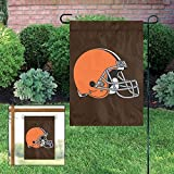 Party Animal Cleveland Browns Garden Flag