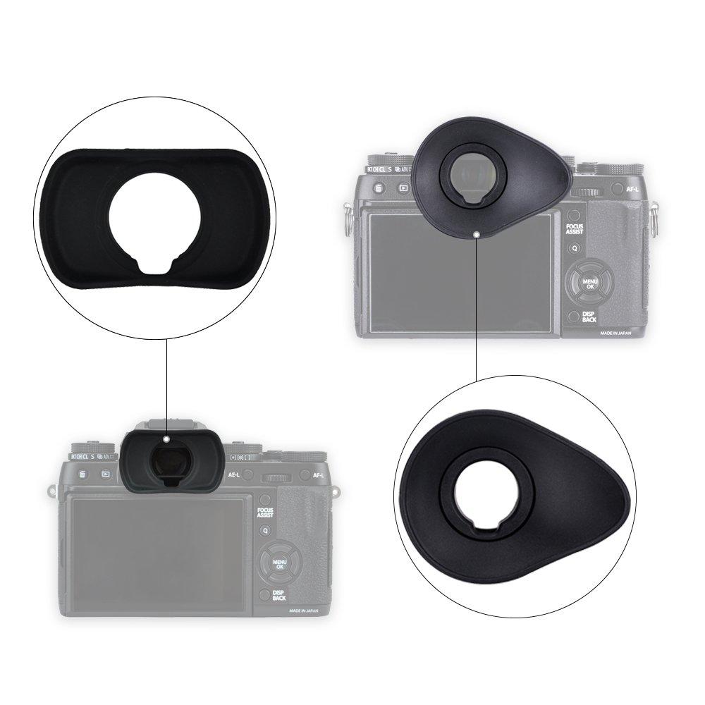 Fuji Film Ocular Ec-Gfx Original Copa Ojo Fecgfx Para X-T1 X-T2 Gfx 50S Japón