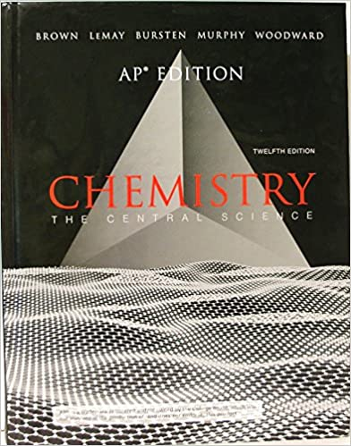 Amazon chemistry the central science ap edition chemistry the central science ap edition 12th edition fandeluxe Choice Image