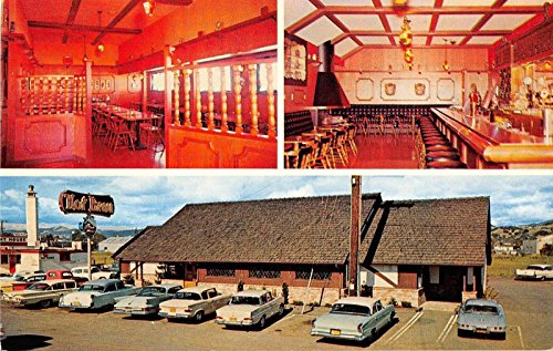 Santa Rosa California Stein Hous Hof Bra German restaurant vintage pc Y4885