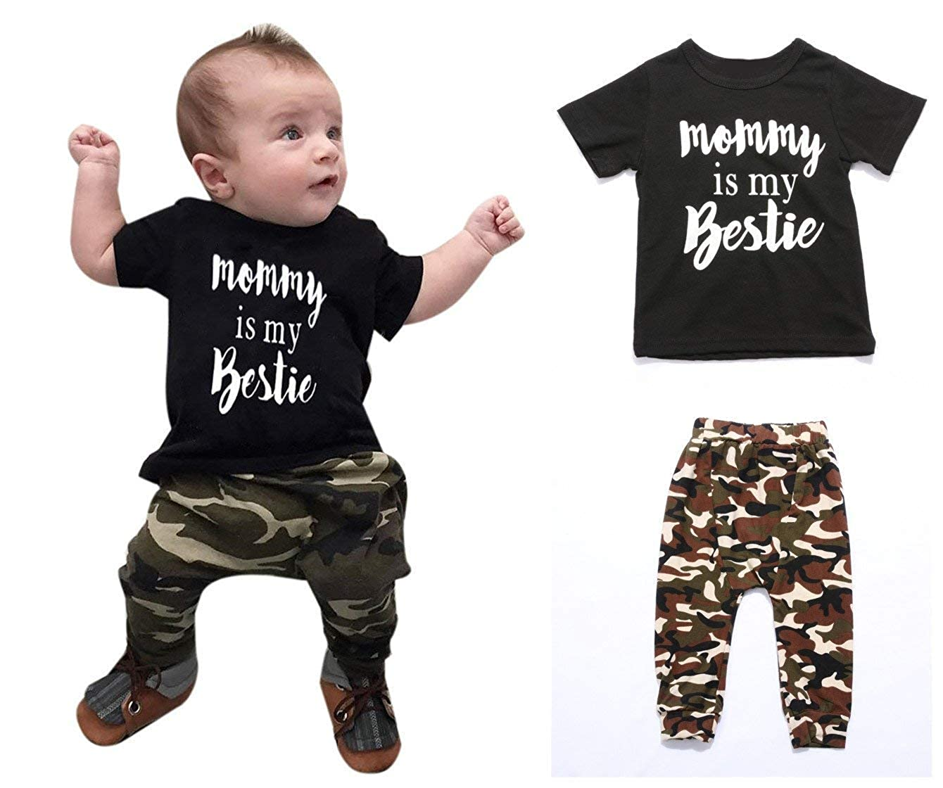 a41def74a Amazon.com  Ain t No Mama Like The One I Got T-Shirt Newborn Outfit ...