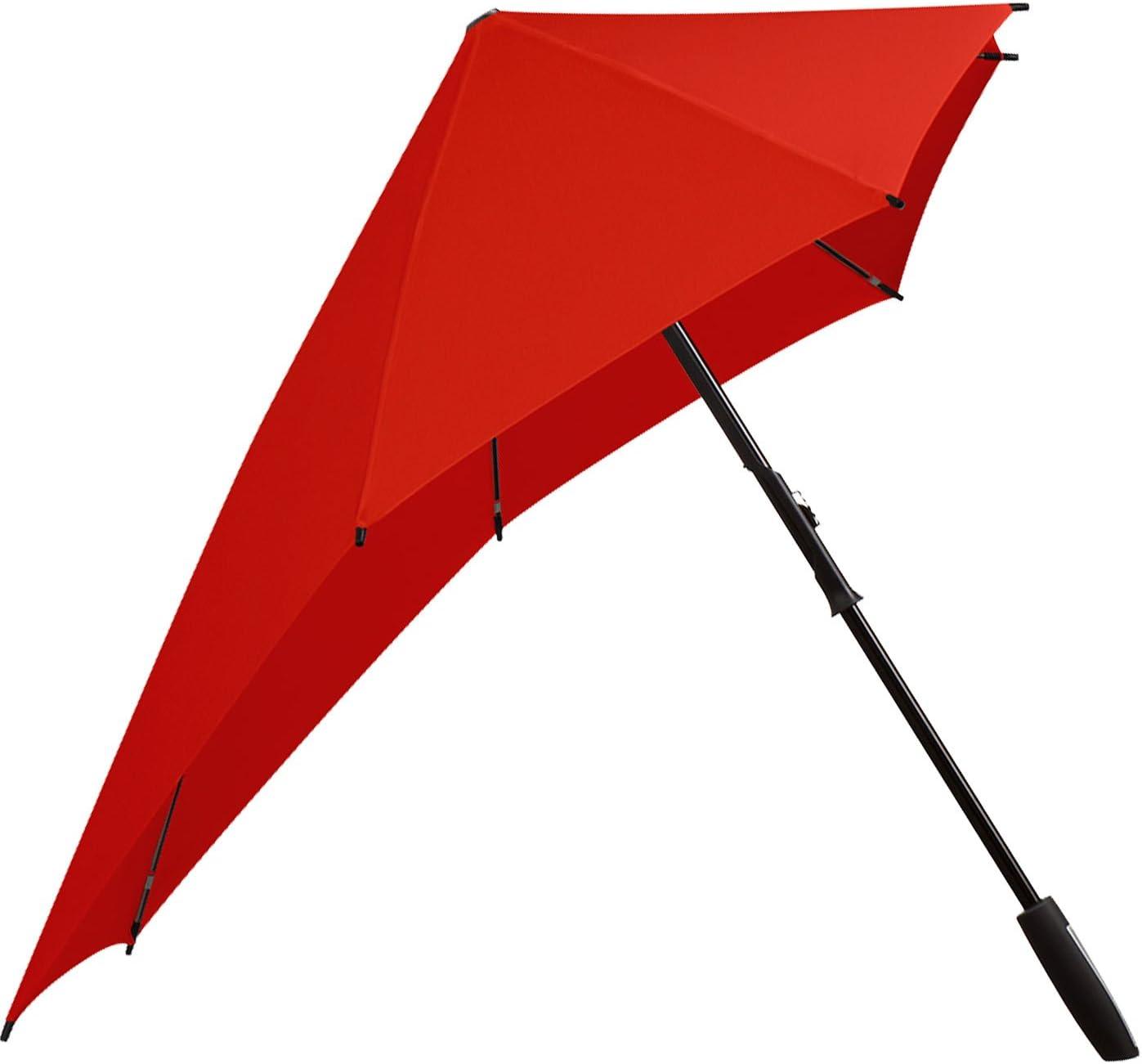 Velvet Green Senz Manual Compact Foldable Storm Proof Umbrella