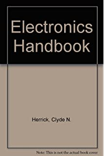 Electronics Handbook (A Goodyear applied technical book)