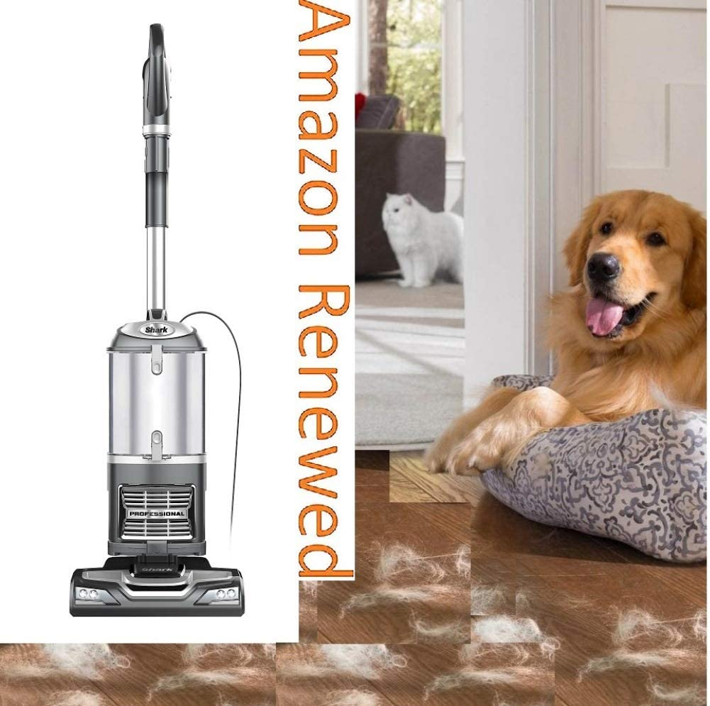 Shark Navigator Lift-Away Pet Upright Deluxe Vacuum Hepa Filter for Carpet and Bare Floor Powerful .(RENEWED).