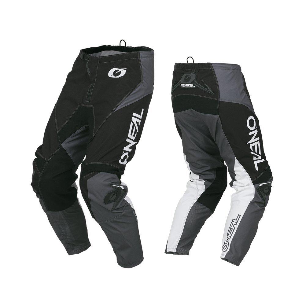 O& 039;Neal Element Racewear Motocross Hose Enduro MX FR Motorrad Downhill MTB DH Cross Bike, 010E-R-Adult, Farbe Schwarz, Größe 52