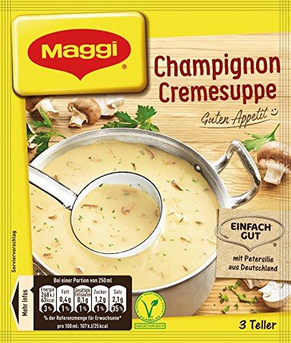 Maggi - Champignon Cremesuppe (Mushroom Cram Soup Mix) ()