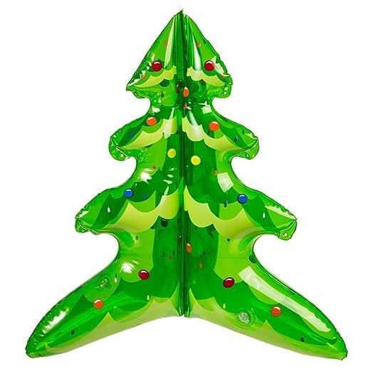 Árbol | hinchable | | 50 cm | decorativa de Navidad Fiesta ...