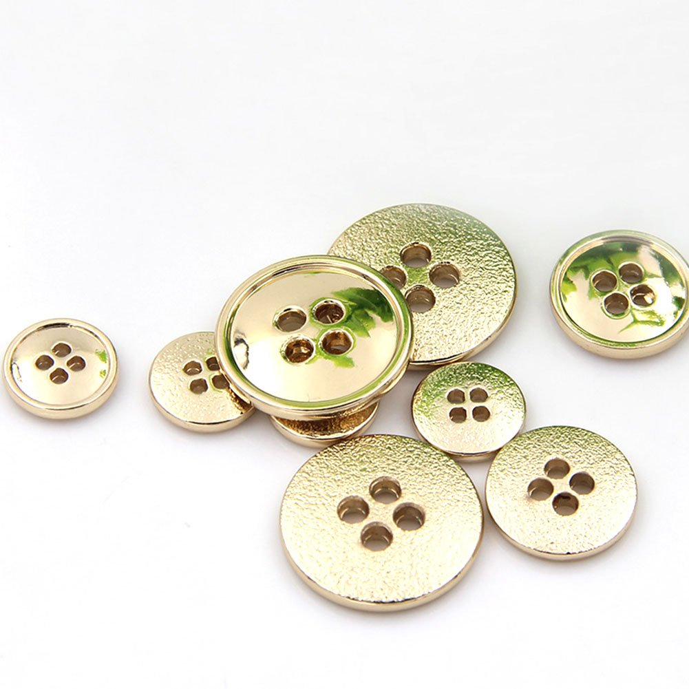 30 pcs  Natural Coconut Sewing Scrapbooking Buttons 11mm
